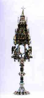 Ostensorio della Cattedrale